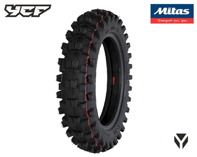 PNEU ARRIERE RACING CROSS MITAS C20 90/100-12p