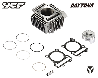 KIT 212cc CYLINDRE / PISTON / JOINTS ANIMA