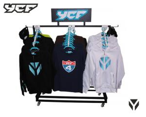 PRESENTOIR VÊTEMENTS YCF