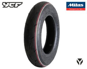 PNEU RACING MITAS PISTE MC35 3.5-10p -SUPER SOFT